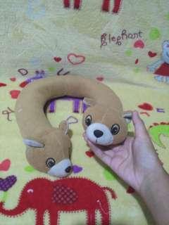 Neck pillow animal (bantal leher)