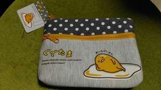 蛋黃哥 Sanrio 日本直送 收納袋