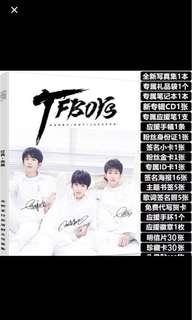 Tfboys album!!