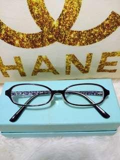 🇯🇵日本 zoff 小花膠框眼鏡架