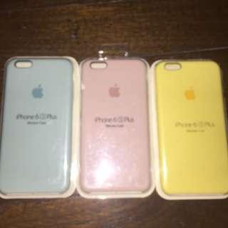 Apple Silicone Case Bundle /iphone cases