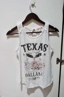 Bersha Texas Top
