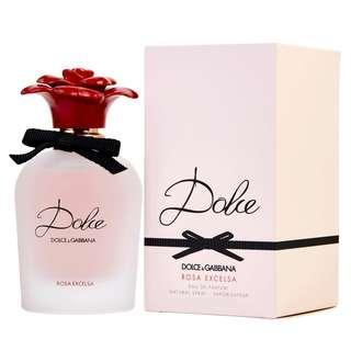 🚚 Perfume D&G D excelsa dolce rosa