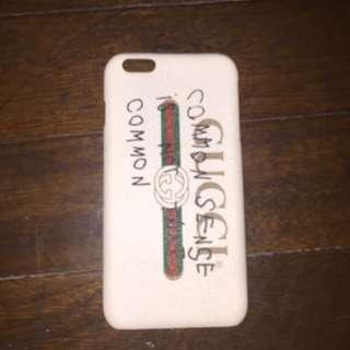 iphone 6+ gucci case