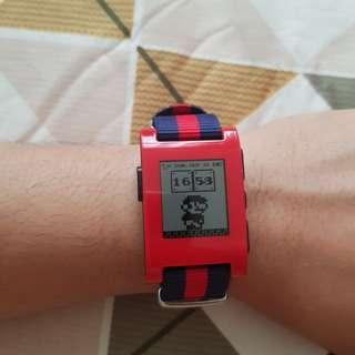 Jam Tangan Pebble Smartwatch