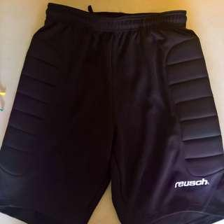 Original Reusch Goal Keeper COTTON BOWL SHORTS