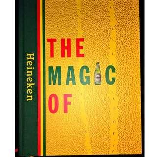 The Magic of Heineken (Hard Cover) - Colector's Edition