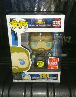 [PURCHASE WITH A PURCHASE] Thor Odin Force Marvel Funko Pop Exclusive