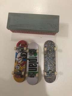 Authentic teck deck set