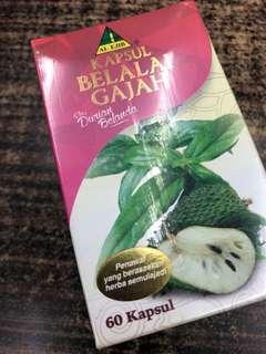 🚚 Belalai Gajah W durian belanda capsule