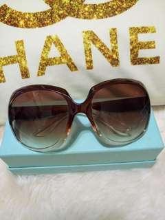 🙋🏻購物滿1590免費送 🌰琥珀色漸層感太陽眼鏡