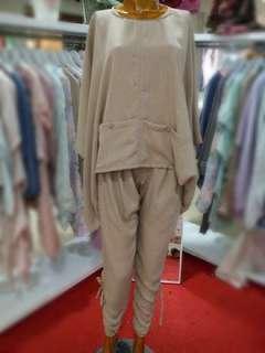 #MauiphoneX Baju atasan dan bawahan ex butik