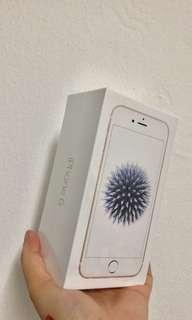 NEW IPHONE6 APPLE WARRANTY 1 YEAR - MY SET