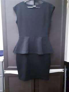 Peplum Dress *marked down!!