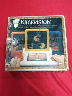Vintage tomy kidivison tabletop game