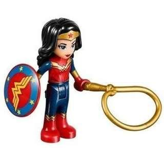 Lego DC Super Heroes - Wonder Woman 41239 Minifigure Minidoll new