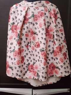 Floral skirt *marked down!!