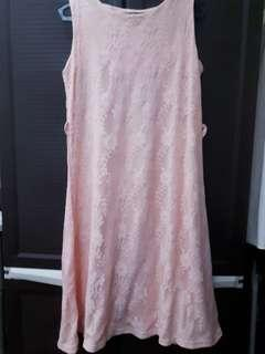 Lace Dress *marked down!!