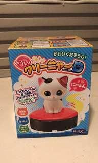 發聲貓咪 桌上吸塵機