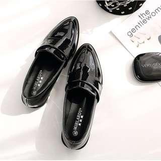 Black Loafer