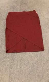 Mirrou skirt size L