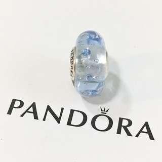 Pandora Light Blue Glass
