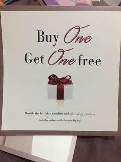 arte buy one get one free coupon
