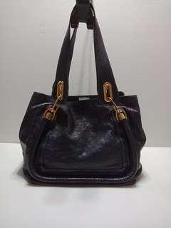 Authentic Chloe Leather Bag