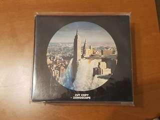 Cut Copy Zonoscope Indie Pop CD