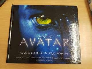 The Art Of Avatar Pictorial Book