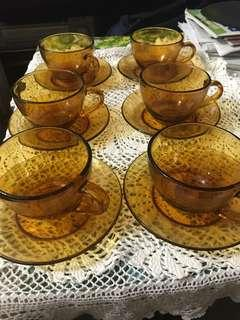 Tea Cup and saucer sets