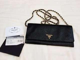 Prada WOC wallet on chain