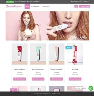 🌟➡️GLOSSIER IS UP ON OUR WEBSITE✨😉EASY STEP & READY TO PREORDER YOUR 🎊✨✨