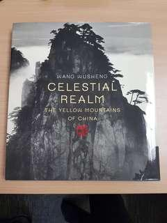 Celestial Realm Mountains Of China Hardcover Book
