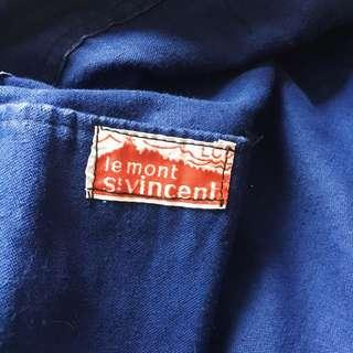 Moleskin French Work Jacket Made in France