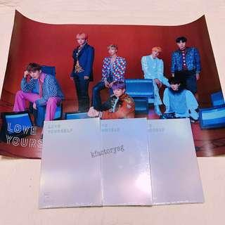 [INSTOCK SEALED] BTS LOVE YOURSELF ANSWER - VERSION S