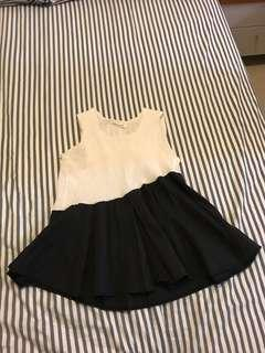 Black x White top (Japan brand)