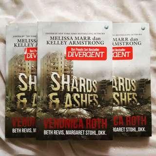 Shards & Ashes - Veronica Roth, Beth Revis, dkk