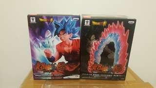 Dragonball SSGSS kaioh ken style