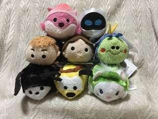 Disney Tsum Tsum Set A($150@All)