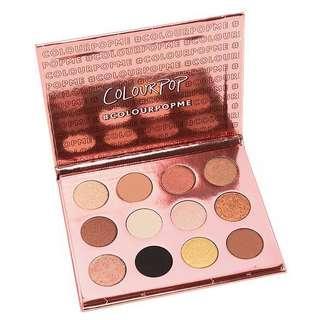 🌼SALE🌼Instock Colourpop I Think I Love You Eyeshadow Palette