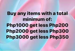 Discount until September 30