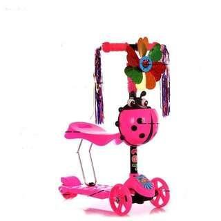 ladybug scooter