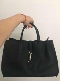 AUTHENTIC Gucci Jackie soft medium tote bag