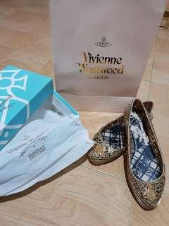 Preloved Authentic Vivienne Westwood Flats