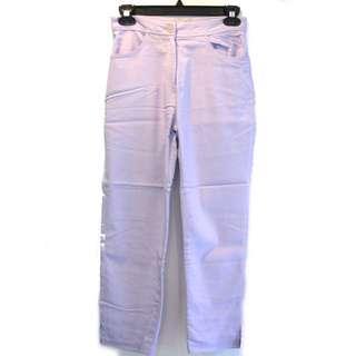 Hk Lilac Capri Pants