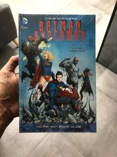 DC Comics Batman/Superman Game Over Vol. 2