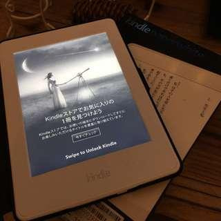 99% New Kindle 白色