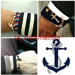 ⚓ Nautical Anchor Bracelet ⛵
