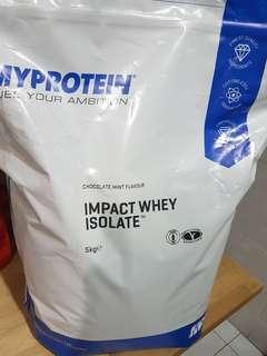 Further Markdown! MYPROTEIN Impact Whey Isolate 5kg